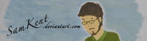My Deviant ID by SamKent