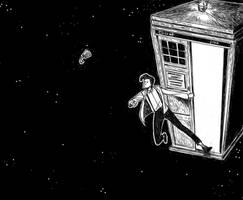 Doctor Who Matt Smith by PetiteEtoileSadique