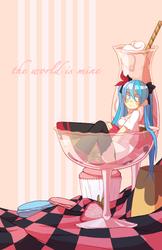 The World is Mine by Kiwifie