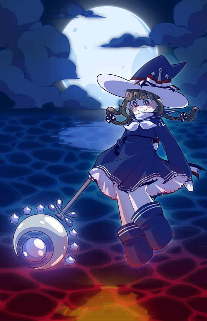 Sea Witch by Kiwifie