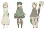 AT-Morigiana Outfits