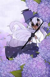 Hydrangea by Kiwifie