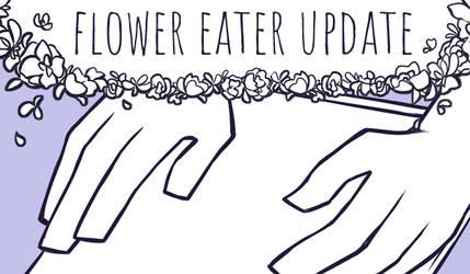 Flower Eater Update by Kiwifie