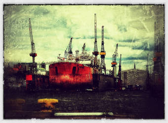 Red Nose - Dock 11 by mprove