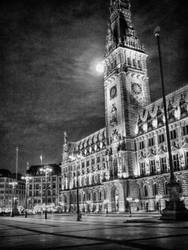 Rathaus Hamburg by mprove