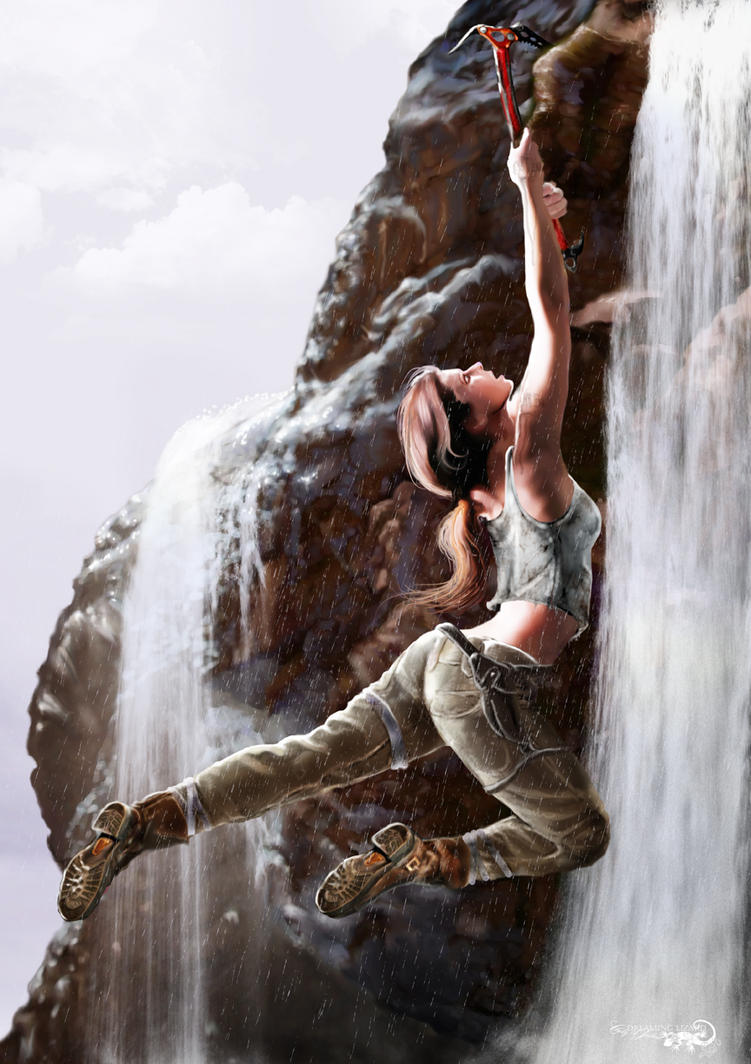 Tomb Raider -Reborn by DreamingLizard