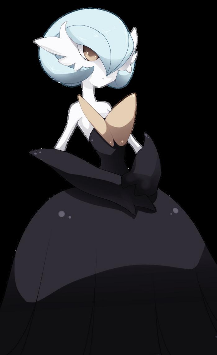Pokemon - Shiny Mega Gardevoir by mmmegh on DeviantArt