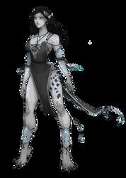 Half-Dragon by mmmegh