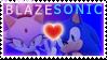 Sonaze Glow Heart Stamp