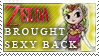 Zelda Brought Sexy Back Stamp by KTWizard