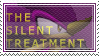 Silent Ninja Stamp by KTWizard