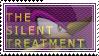Silent Ninja Stamp by KTWizard