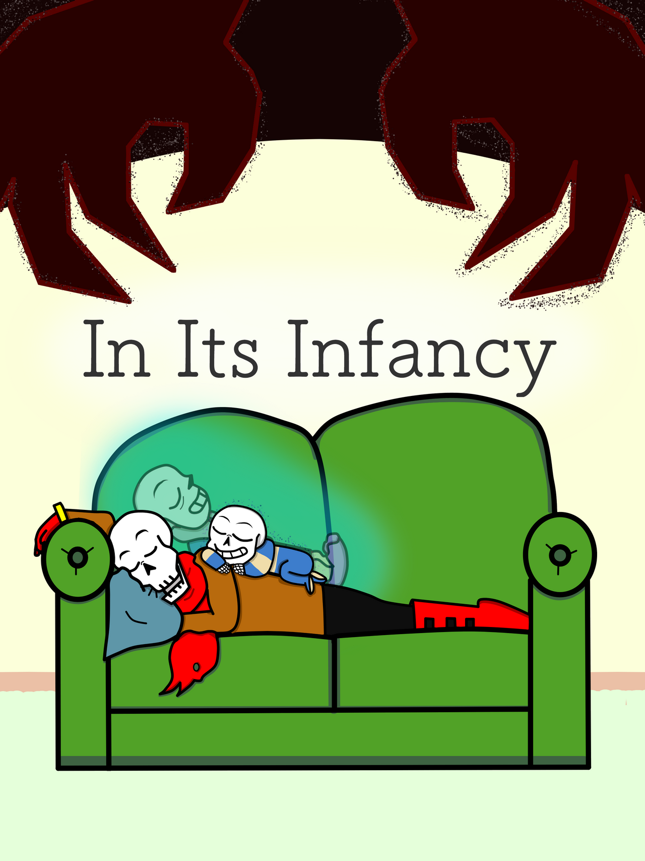In Its Infancy Cover Page