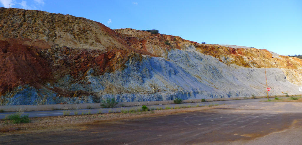 Bisbee mining by CamStatic