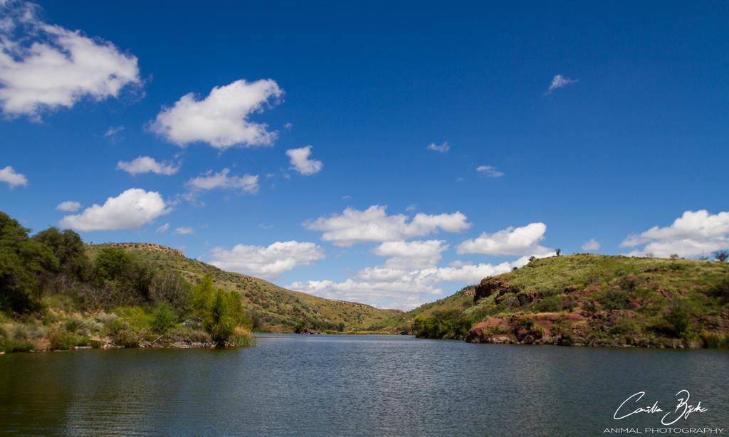 Pena Blanca Lake South Arizona by CamStatic
