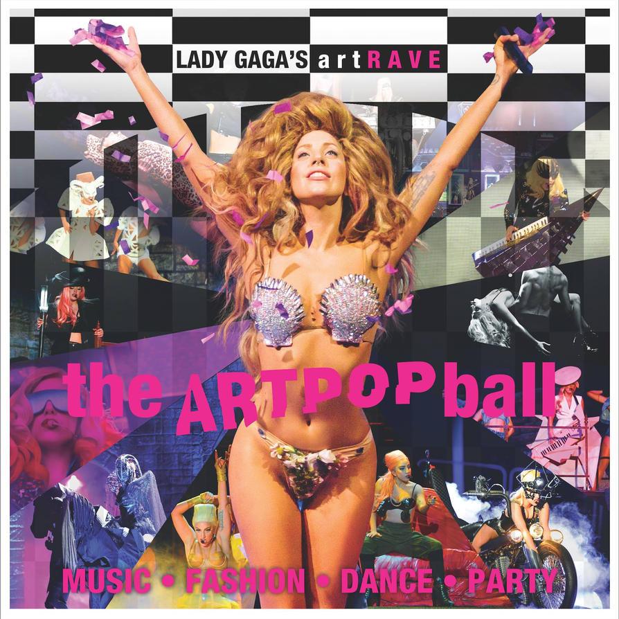 ArtRAVE The ARTPOP Ball by Darkinata