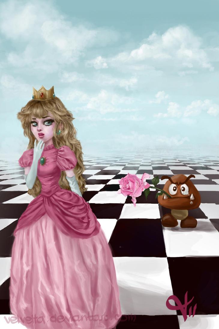 Be careful Princess... by Velvetta