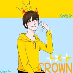 TXT: Crown - Soobin by AcreaPiltOver