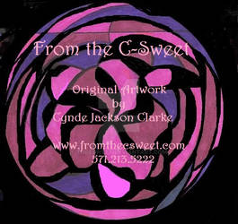 Logo Mock up for The C-Sweet