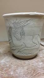 Carved Unicorn