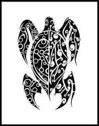 Turtle Tattoo by ChrisOneill