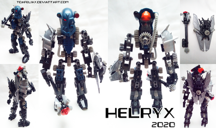 Helryx 2020 by ToaFeliax