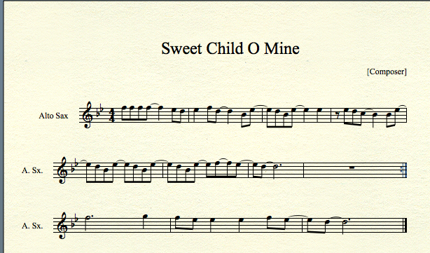 Guns N' Roses - Sweet Child O'Mine · Remix ·