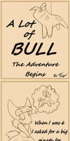A Lot Of Bull Part 1 by TheWolvenEstates