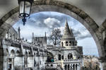 Budapest walls by MacRoth