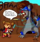 Pokemon Ranger Comic: Capture