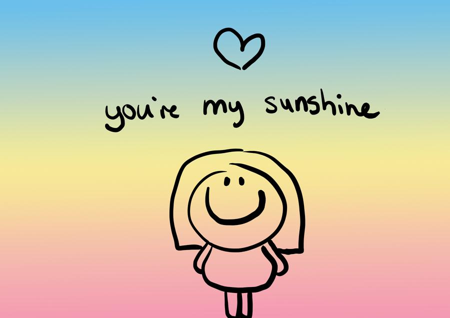My Sunshine by unicornchick on...
