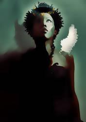 Dark Angel by MCFANTASY