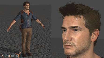 Uncharted 4 Nathan