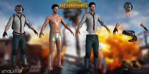 PlayerUnknown's Battlegrounds (PUBG) - Male