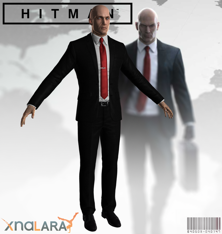 hitman absolution suit only