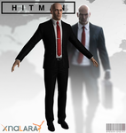 Hitman 2016 - Absolution Suit