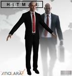 Hitman 2016 - Absolution Suit