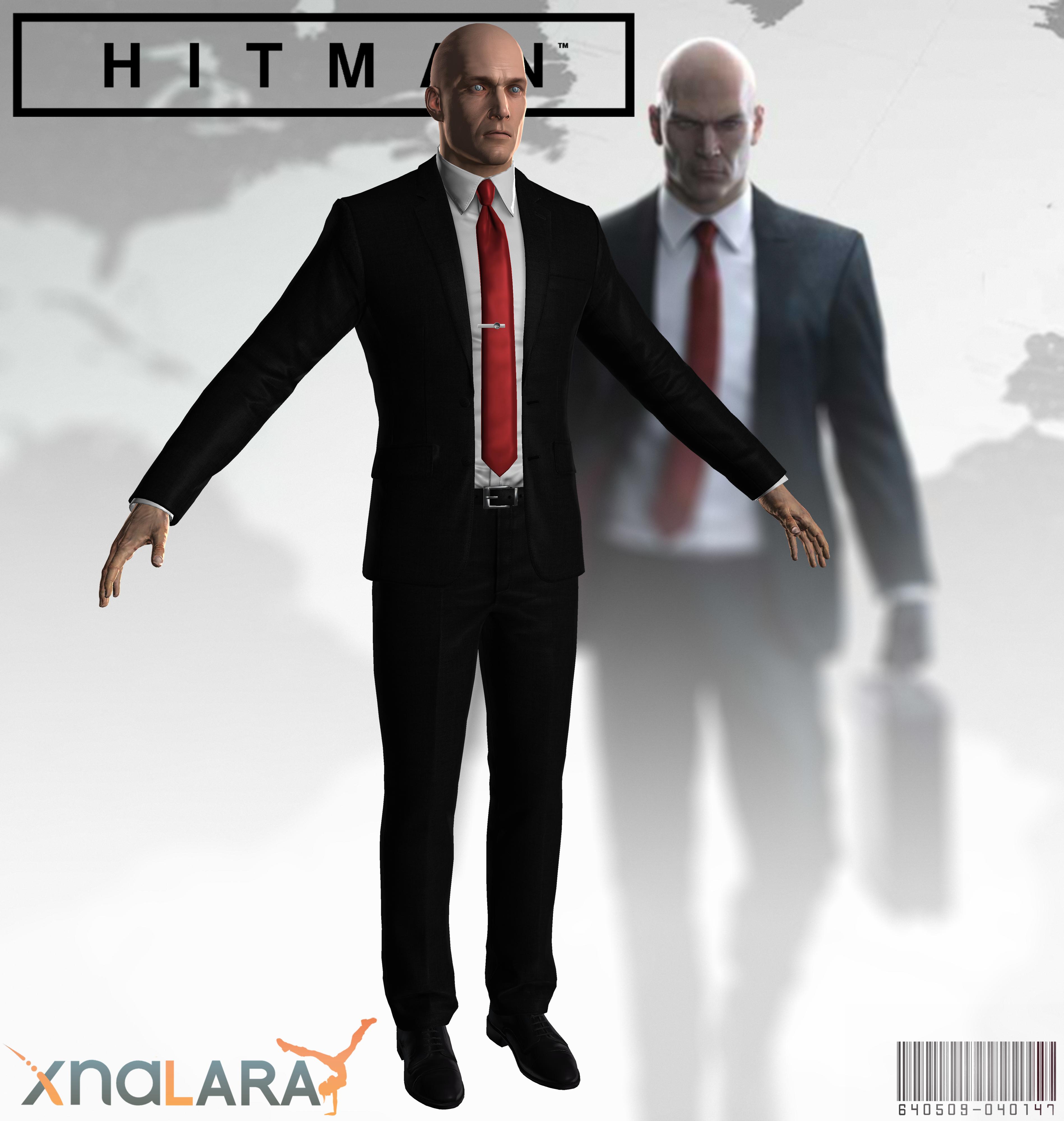 Hitman 2016 Absolution Suit By Tselman61 On Deviantart