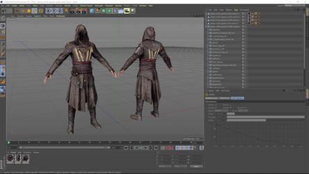 Assassin's Creed - Aguilar De Nerha