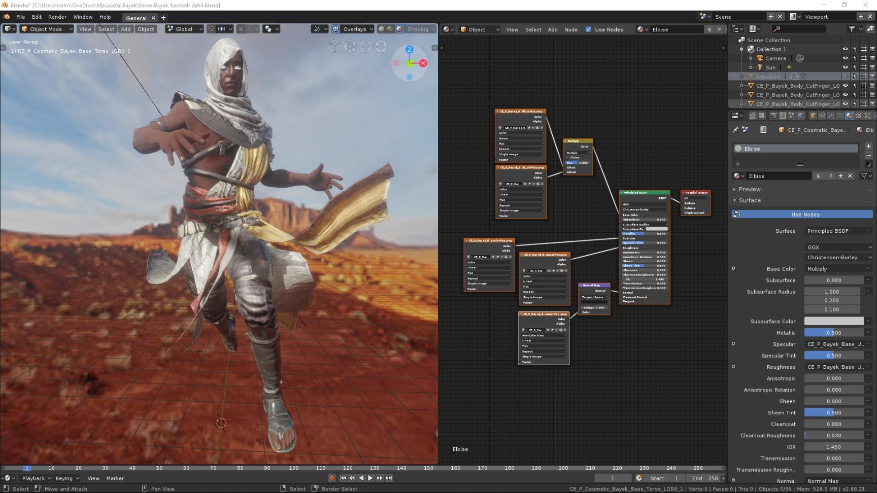 Assassin S Creed Origins Bayek By Tselman61 On Deviantart