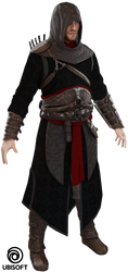 AC Unity - Arno Thomas' Master Assassin outfit