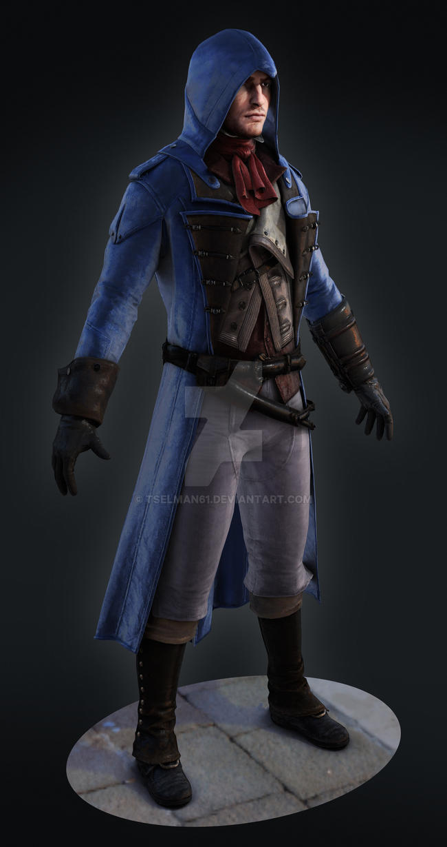 Assassin's Creed: Unity - Arno's Tailored Outfit