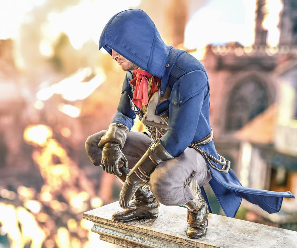 Assassin S Creed Unity Arno By Tselman61 On Deviantart