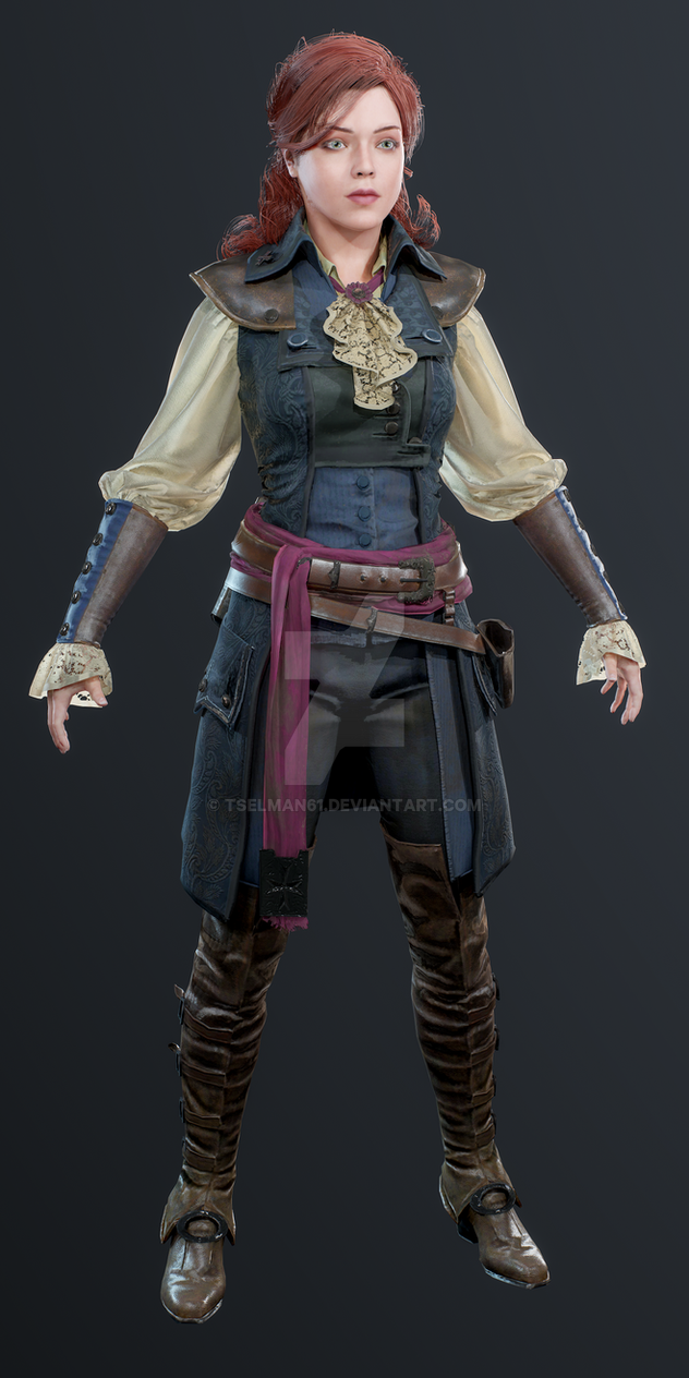 Assassin's Creed: Unity - Elise de la Serre