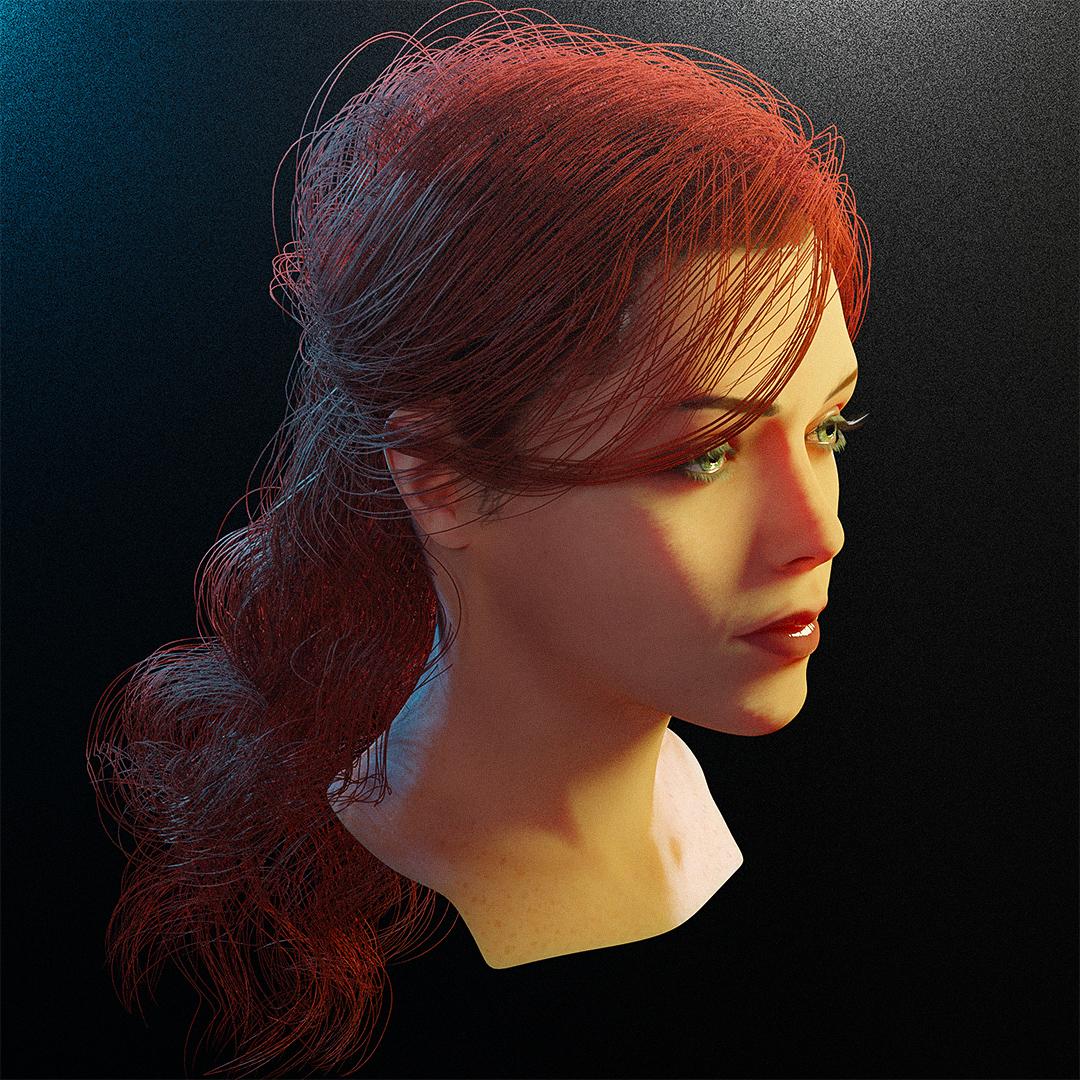 Assassin S Creed Unity Elise Hair Work By Tselman61 On Deviantart