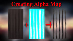 Creating the Alpha Map - RE Engine