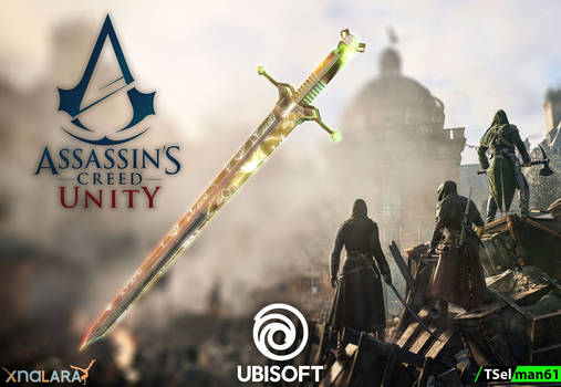 Assassin's Creed: Unity - Sword of Eden