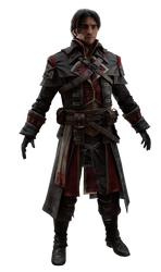 AC Unity - Arno Shay Patrick Cormac Outfit