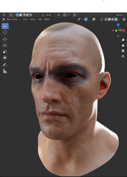 Assassin's Creed: Valhalla - Eivor Head Test
