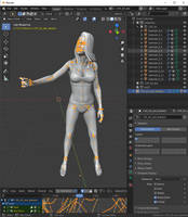 Detroit: Become Human Animation Export